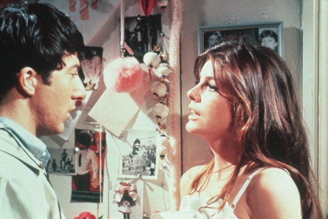 Рецензия на фильм «Выпускник» (The Graduate, 1967)
