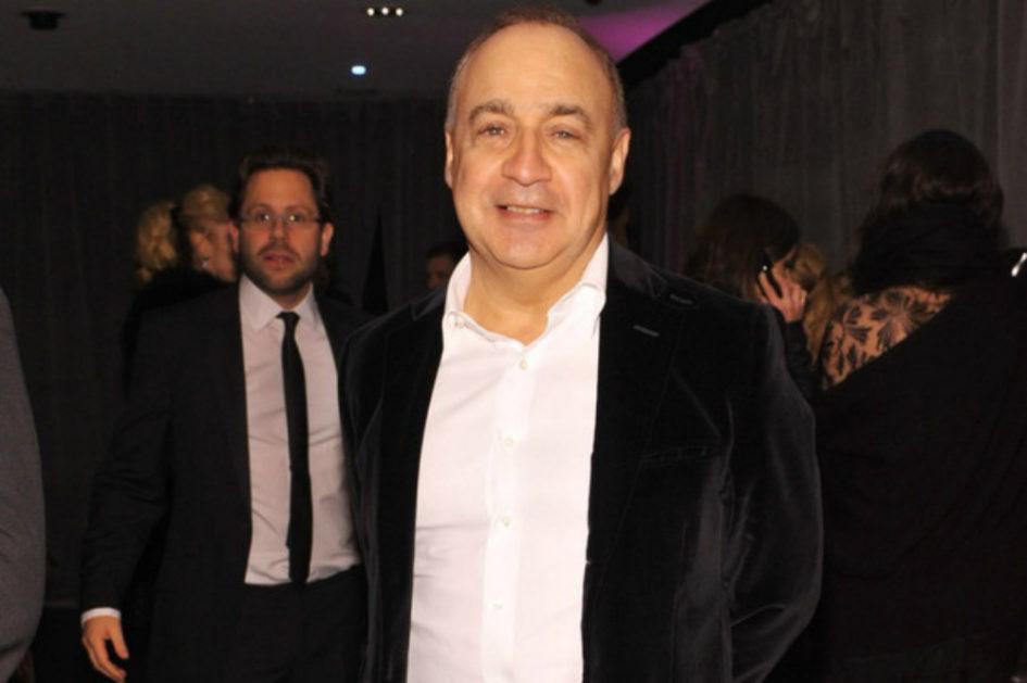 Миллиардер Леонард Блаватник и голливудский продюсер и режиссёр Бретт Рэтнер выступили в Российском павильоне в Канне