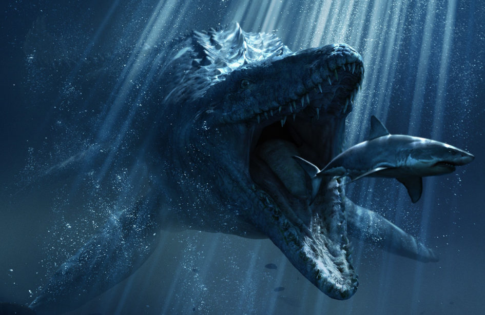 Мир Юрского периода Jurassic World (2015)