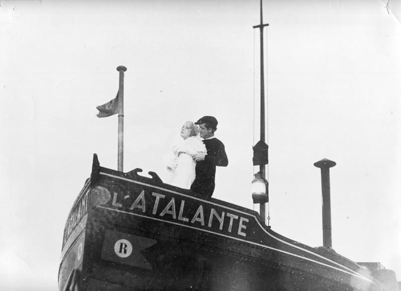 Аталанта (L'Atalante, 1934)