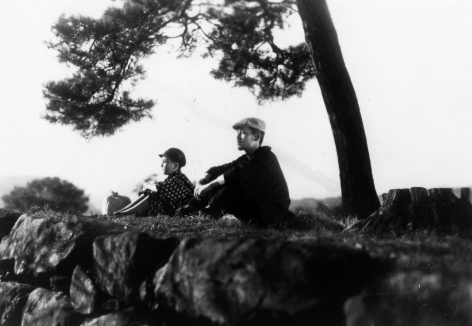 Был отец (Chichi ariki, 1942)
