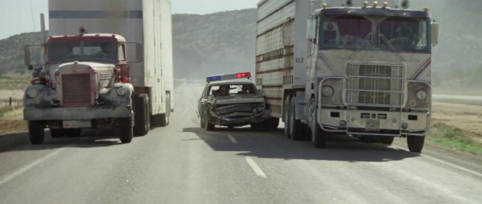 Конвой (Convoy, 1978)