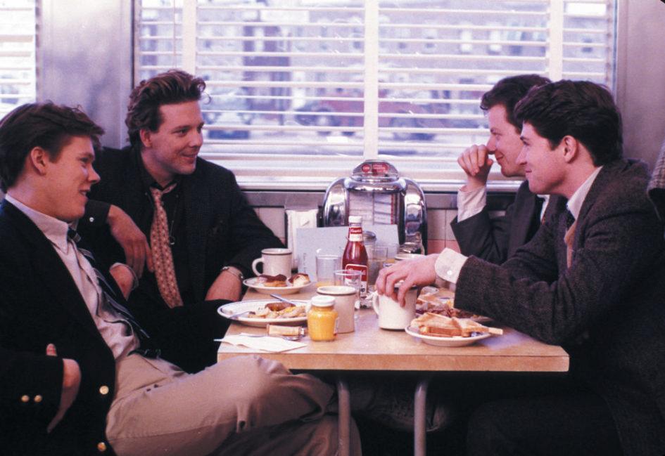 Забегаловка (Diner, 1982)