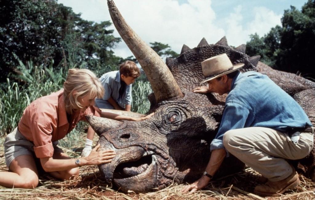 Парк Юрского периода (1993)