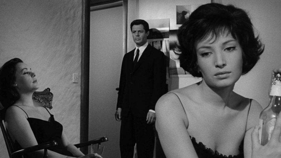 Ночь (La Notte, 1961)