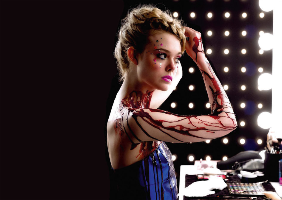 Неоновый демон The Neon Demon (2016)
