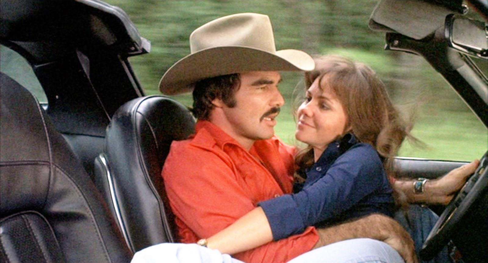 Смоки и Бандит (1977)