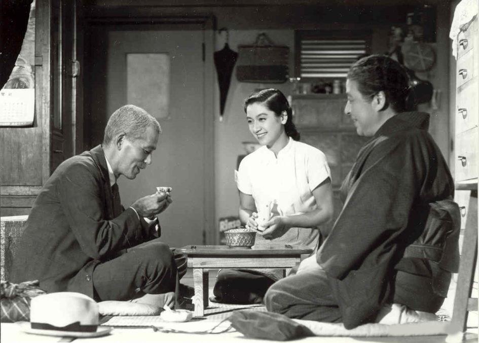 Токийская повесть (Tôkyô monogatari, 1953)