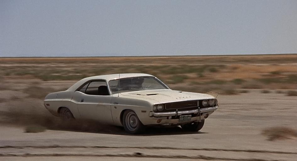 Исчезающая точка (Vanishing Point, 1971)