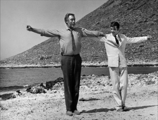 Грек Зорба (Alexis Zorbas, 1964)