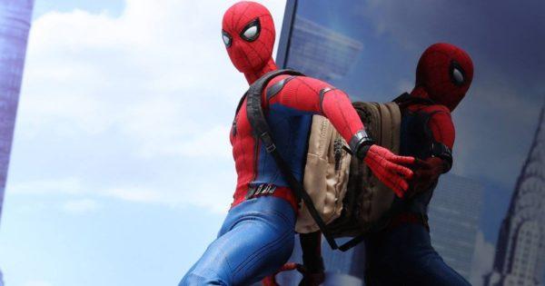 Человек-паук: Возвращение домой (Spider-Man: Homecoming, 2017)