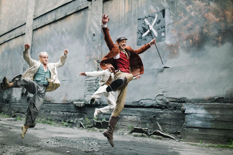 Российская премьера фильма «Хармс» Ивана Болотникова состоится в Выборге