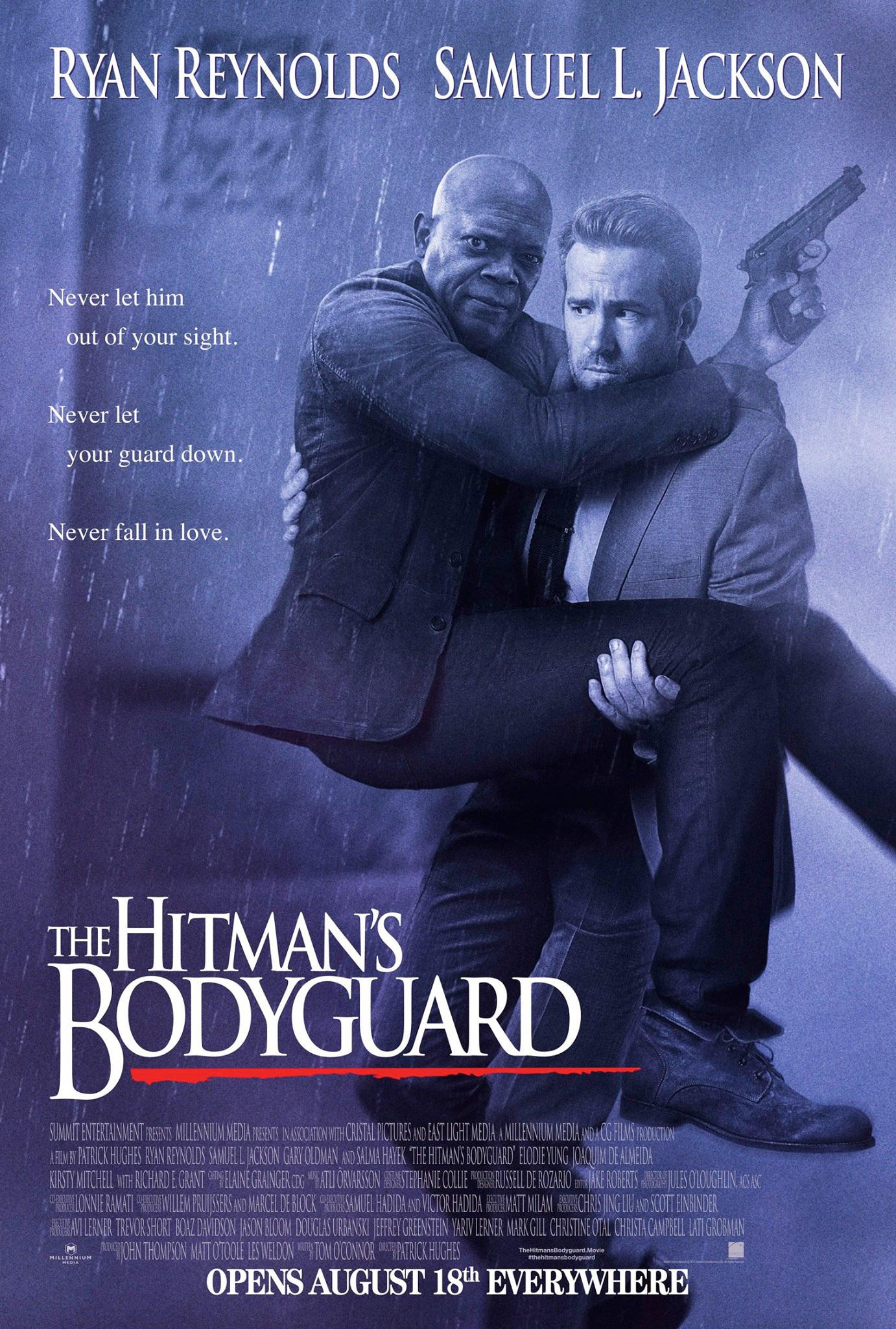 Телохранитель киллера (2017) — OST