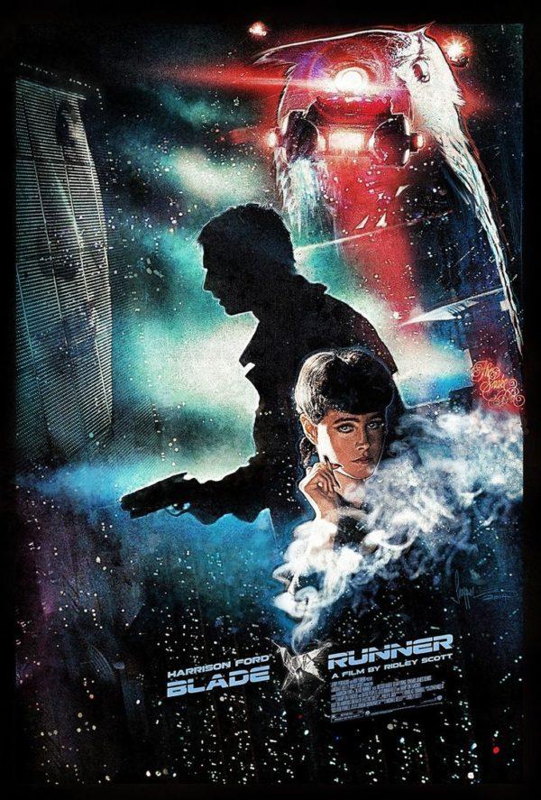 Бегущий по лезвию (1982) - OST. Музыка из фильма