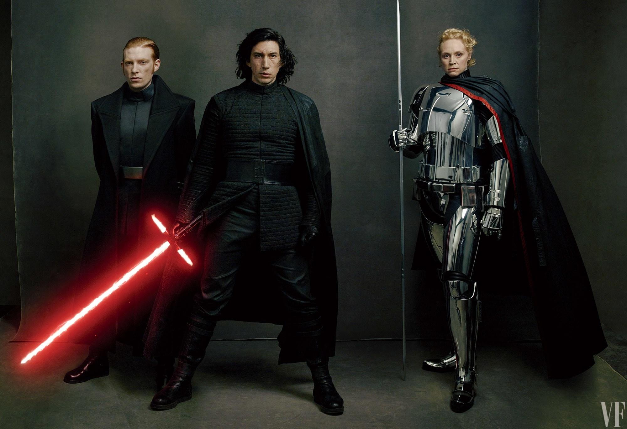 Описание персонажей «Звёздные Войны: Последние джедаи»