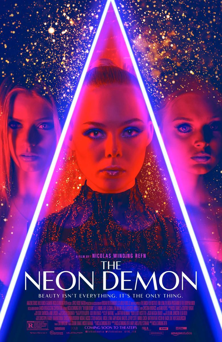 Неоновый демон (2016) — OST