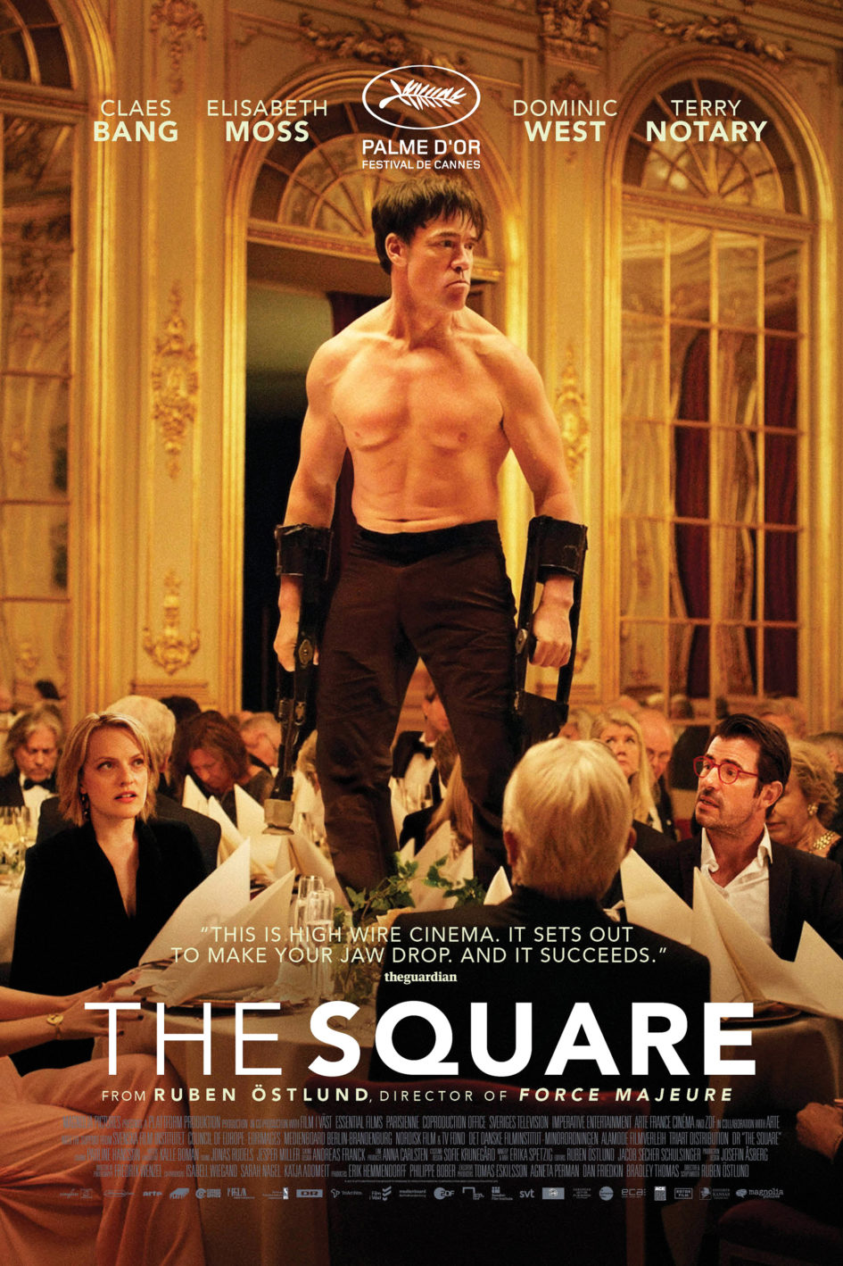 Квадрат (2017). The Square. Саундтрек