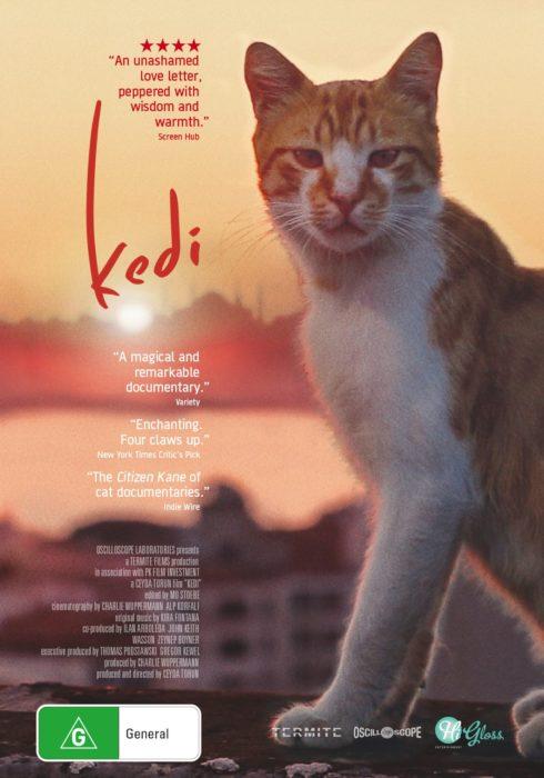 Город кошек (2016) — OST