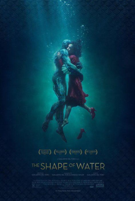 Форма воды (2017) — OST