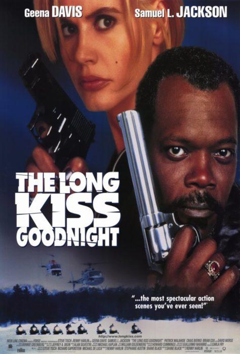 Долгий поцелуй на ночь (1996) — OST