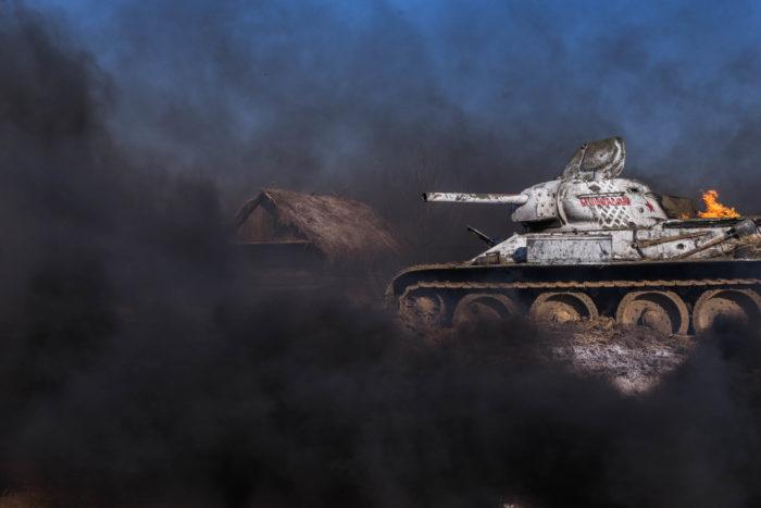Приключенческий экшн «Т-34» выйдет в прокат 27 декабря 2018 года