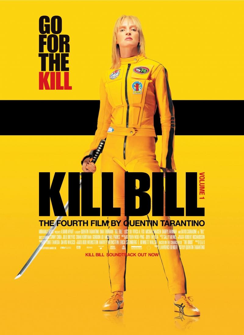 Убить Билла (2003) — OST