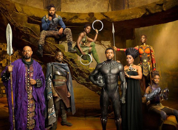 Marvel: «Чёрная Пантера» - Интересные факты