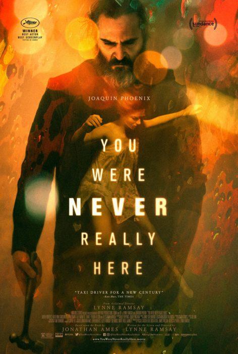 Тебя никогда здесь не было (2017) — OST