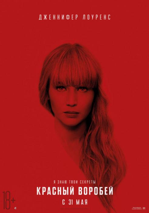 Красный воробей (2018) — OST
