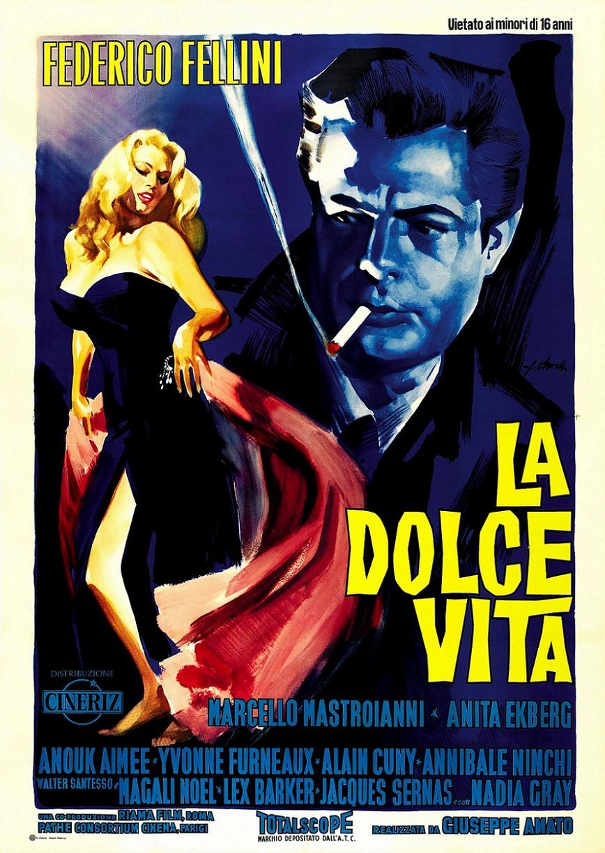 Сладкая жизнь (1960) — саундтрек