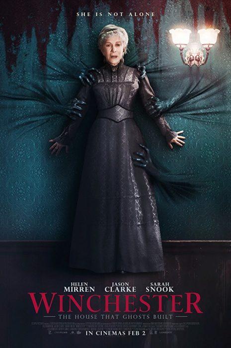 Винчестер. Дом, который построили призраки (2018) — OST