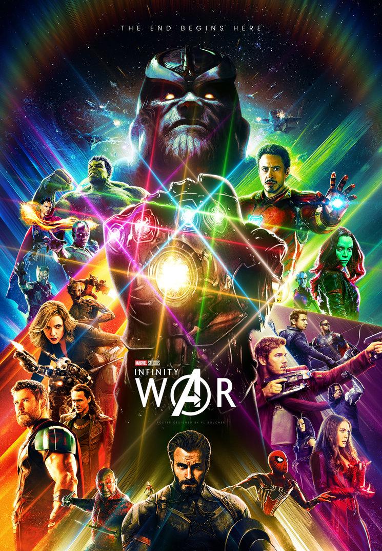 Мстители: Война бесконечности (2018) - саундтрек