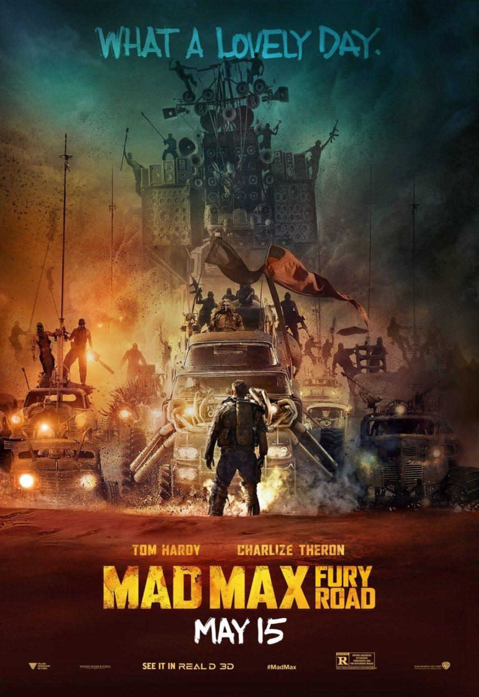 Безумный Макс: Дорога ярости (2015) - OST