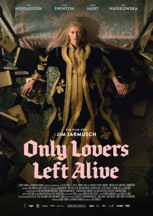 Выживут только любовники (2013) — OST