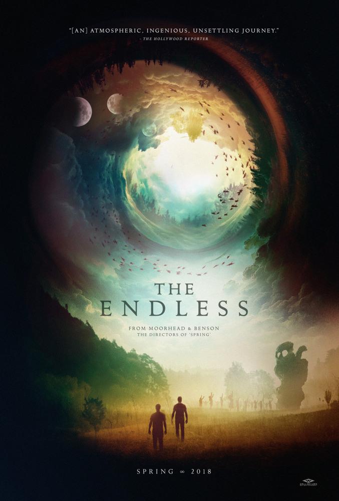 Саундтрек «Паранормальное» (The Endless, 2017)