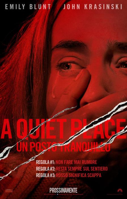 Тихое место (2018) — OST