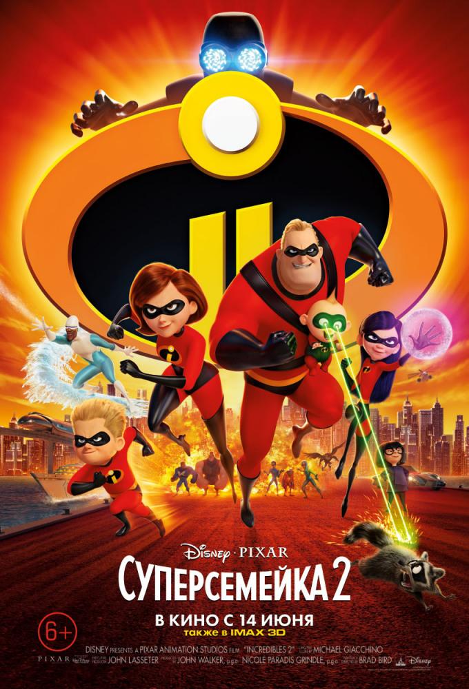 Суперсемейка 2 (2018) - саундтрек