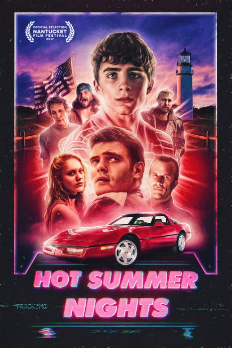 Жаркие летние ночи (2017) — OST