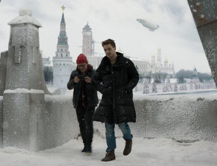 Рецензия на фильм «Черновик» (2018)