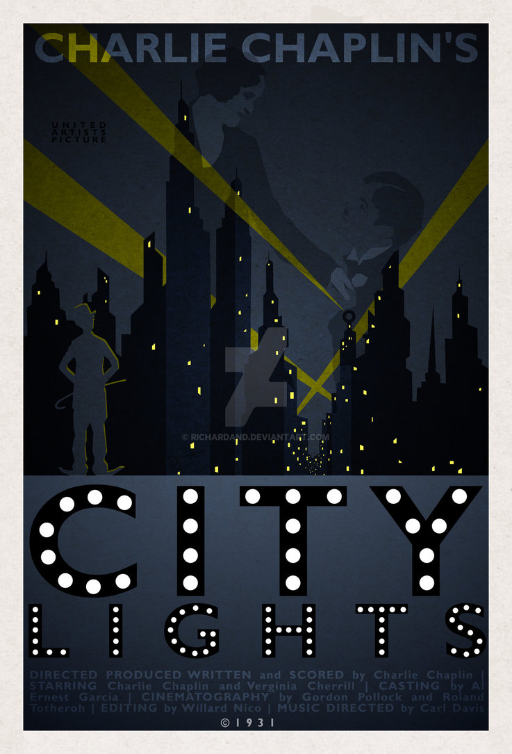 Огни большого города (1931) — OST