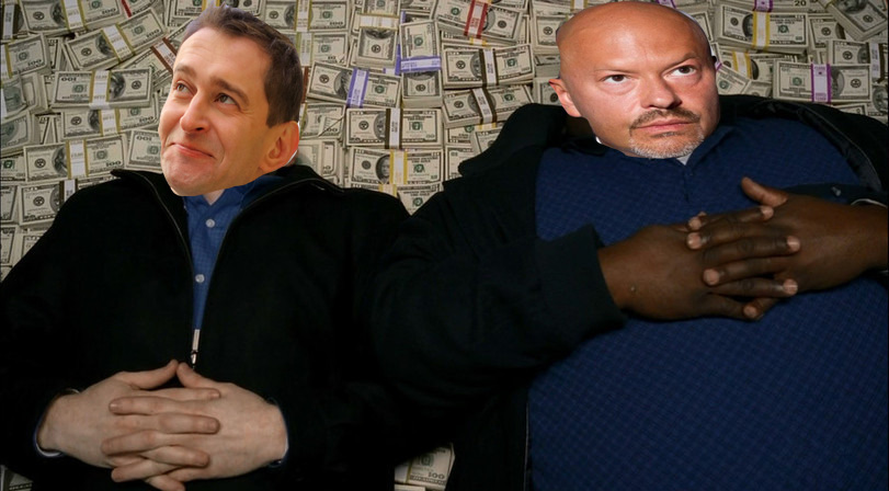 Как поднять денег с Бондарчуком и Хабенским?