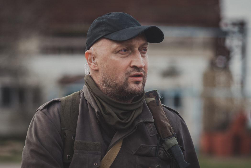 Гоша Куценко снимется в «Балканском рубеже»