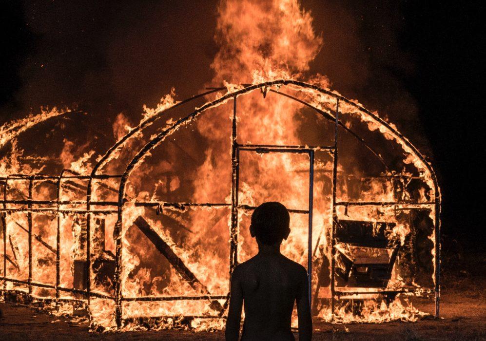 Рецензия на фильм «Пылающий» 2018