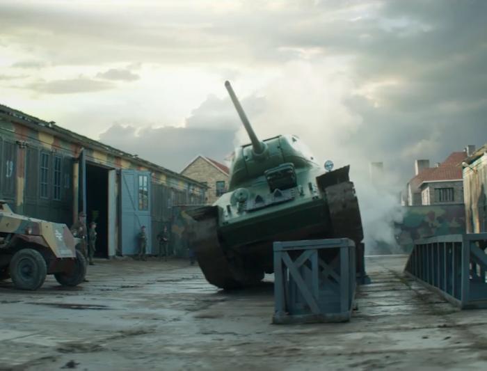 Премьера трейлера «Т-34»
