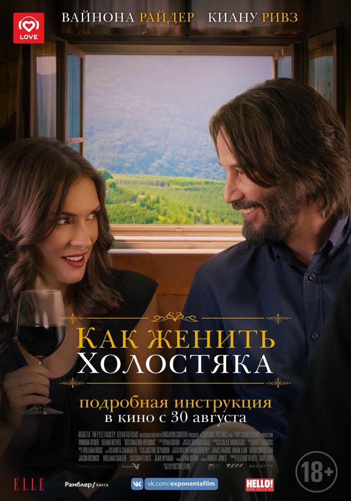 Как женить холостяка (2018) - OST
