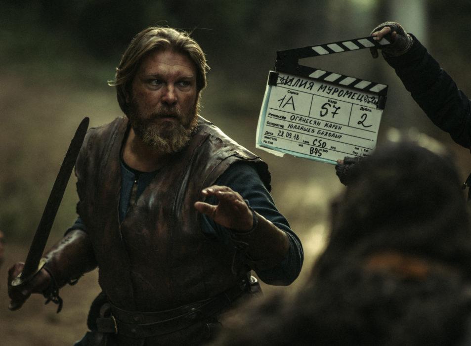 Начались съемки фильма «Илия Муромец»