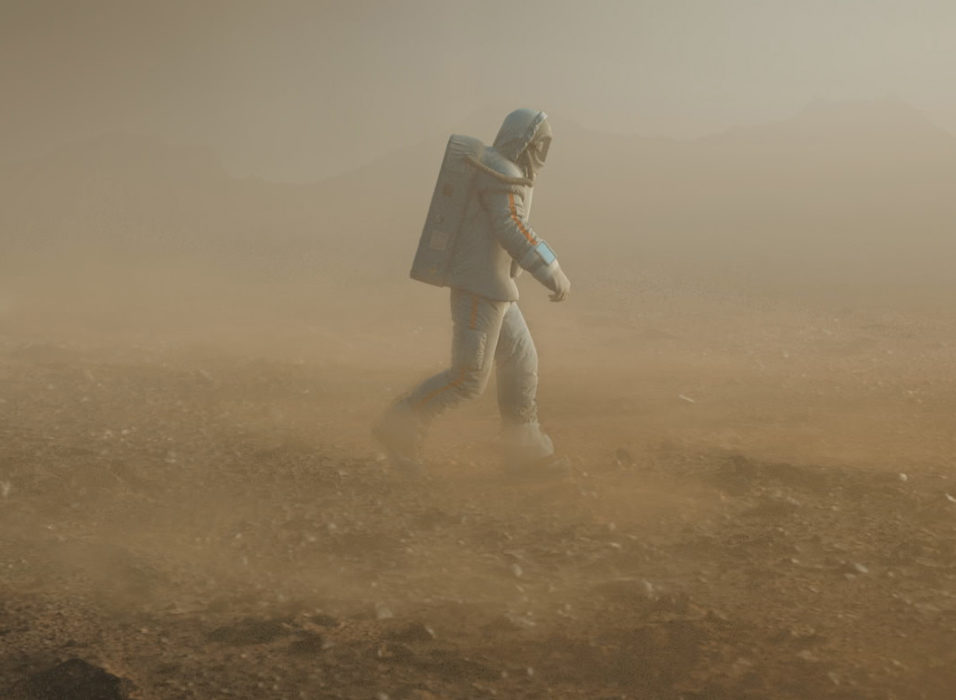 Россия выпускает ремейк фильма «Марсианин»