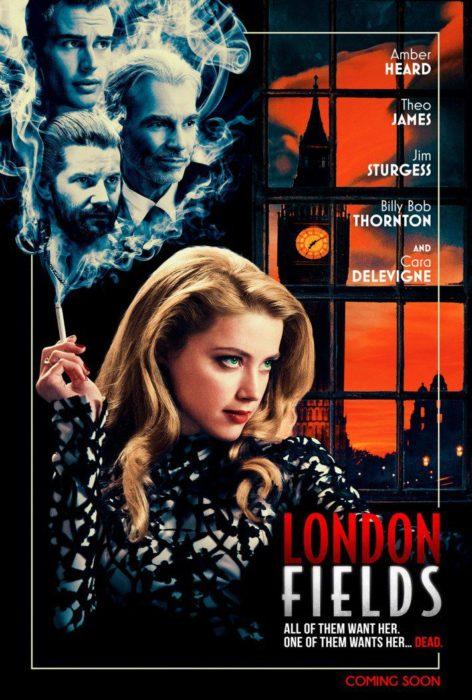 Лондонские поля (2018) — OST