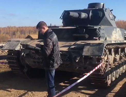 Каскадера, погибшего под гусеницами танка, признали непрофессионалом