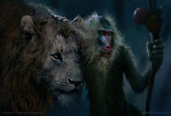 Премьера трейлера «Король Лев»